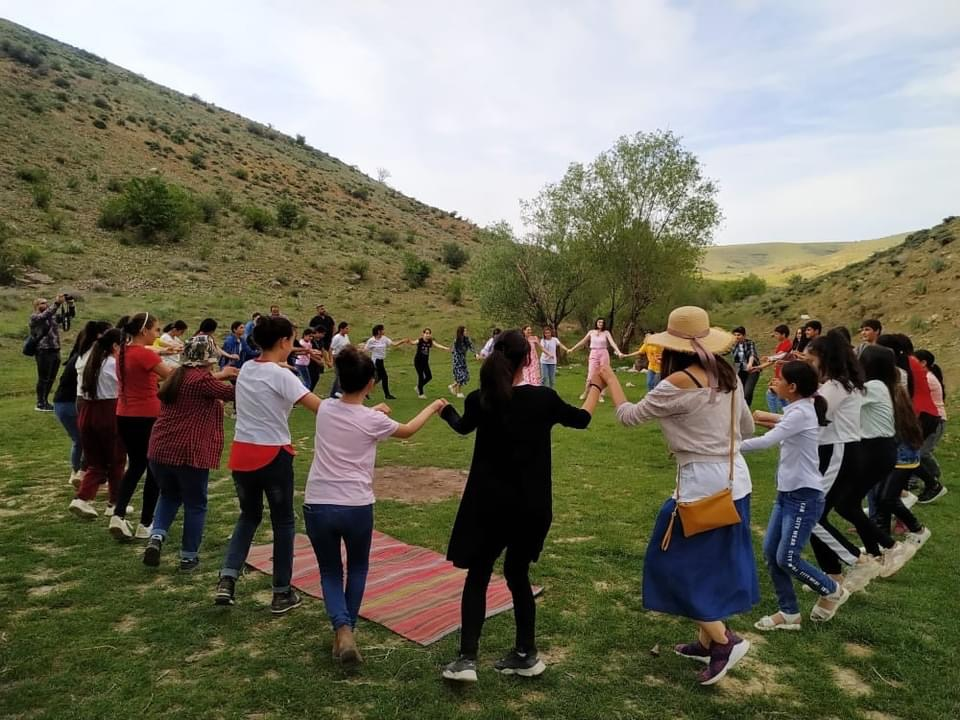 ASCENSION DAY IN ARMENIAN PROVINCES